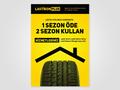 Proje#47144 - Otomotiv / Akaryakıt Ekspres El İlanı Tasarımı  -thumbnail #9