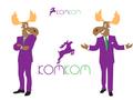 Proje#46838 - e-ticaret / Dijital Platform / Blog Logo ve Maskot Tasarımı  -thumbnail #44