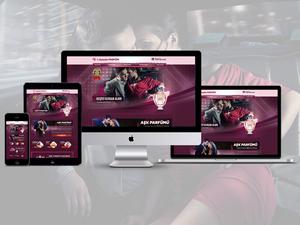 Proje#46936 - Kişisel Bakım / Kozmetik Ana sayfa tasarımı   #5