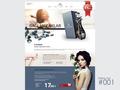 Proje#46936 - Kişisel Bakım / Kozmetik Ana sayfa tasarımı   -thumbnail #9