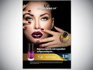 Proje#47919 - Kişisel Bakım / Kozmetik Afiş - poster  #10