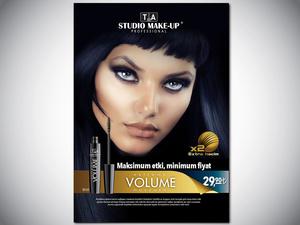 Proje#47921 - Kişisel Bakım / Kozmetik Afiş - Poster Tasarımı  #6
