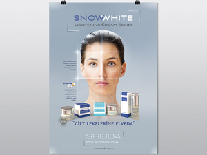 Proje#49316 - Kişisel Bakım / Kozmetik Afiş - Poster Tasarımı  #27