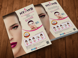 Proje#50340 - Kişisel Bakım / Kozmetik Ekspres El İlanı Tasarımı  #6