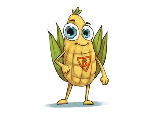 Proje#50401 - Gıda Maskot (Karakter illüstrasyon)  #41