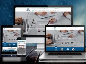 Proje#50988 - Bilişim / Yazılım / Teknoloji Statik web sitesi (html5+css)  #1