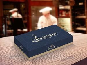 Proje#50834 - Restaurant / Bar / Cafe Ambalaj Üzeri Etiket Tasarımı  #64