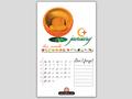 Proje#50934 - Tarım / Ziraat / Hayvancılık Takvim Tasarımı  -thumbnail #18
