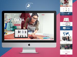 Proje#51877 - Bilişim / Yazılım / Teknoloji, e-ticaret / Dijital Platform / Blog Ana Sayfa Tasarımı   #72