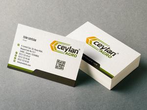 Proje#51974 - Tarım / Ziraat / Hayvancılık Logo ve Kartvizit Tasarımı - Altın Paket  #109
