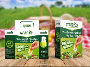 Proje#52024 - Gıda Ambalaj üzeri etiket tasarımı  #58