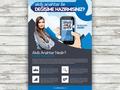 Proje#54215 - Bilişim / Yazılım / Teknoloji Afiş - Poster Tasarımı  -thumbnail #9