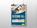Proje#54215 - Bilişim / Yazılım / Teknoloji Afiş - Poster Tasarımı  -thumbnail #27