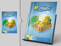 Proje#55011 - Tarım / Ziraat / Hayvancılık Kitap ve dergi kapağı  -thumbnail #30
