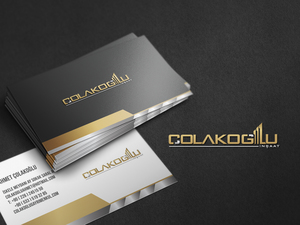 Proje#55385 - İnşaat / Yapı / Emlak Danışmanlığı Logo ve Kartvizit Tasarımı - Altın Paket  #93