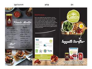 Proje#55852 - Gıda Ekspres El İlanı Tasarımı  #4