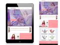 Proje#55865 - Tekstil / Giyim / Aksesuar e-posta Şablonu Tasarımı  -thumbnail #9