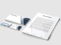Proje#56302 - İnşaat / Yapı / Emlak Danışmanlığı Şirket Evrakları Tasarımı  -thumbnail #29