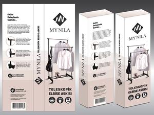 Proje#56783 - Mobilyacılık Ambalaj üzeri etiket tasarımı  #7
