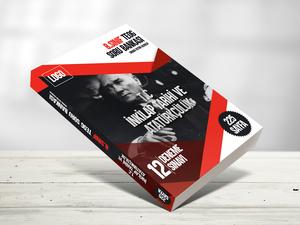 Proje#58161 - Eğitim Kitap ve Dergi Kapağı Tasarımı  #13