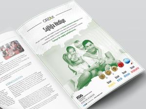 Proje#58796 - Sağlık Gazete ve Dergi İlanı Tasarımı  #10