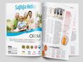 Proje#58796 - Sağlık Gazete ve Dergi İlanı Tasarımı  -thumbnail #20