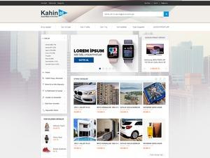 Proje#59584 - e-ticaret / Dijital Platform / Blog Statik Web Sitesi (html5+css)  #52
