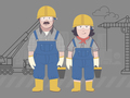 Proje#59903 - Danışmanlık, Hizmet Maskot (Karakter illüstrasyon)  -thumbnail #24