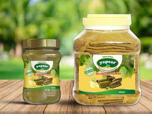 Proje#60164 - Gıda Ambalaj üzeri etiket tasarımı  #44