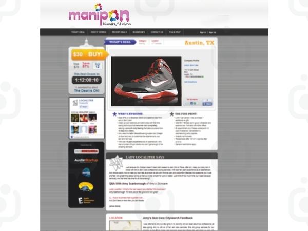 Manipon web