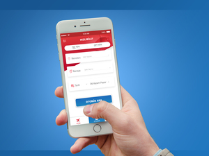 Proje#60649 - e-ticaret / Dijital Platform / Blog, Hizmet, Turizm / Otelcilik Mobil aplikasyon tasarımı  #17
