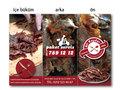 Proje#61287 - Restaurant / Bar / Cafe Tanıtım Paketi  -thumbnail #5
