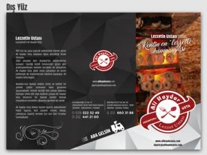 Proje#61287 - Restaurant / Bar / Cafe Tanıtım Paketi  #10