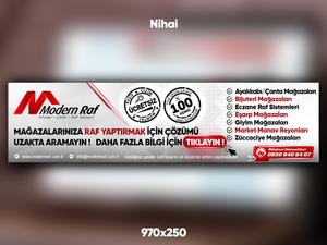 Proje#61422 - Mobilyacılık İnternet Banner Tasarımı  #33