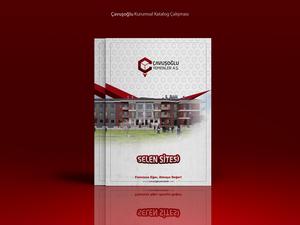 Proje#61520 - İnşaat / Yapı / Emlak Danışmanlığı Katalog Tasarımı  #27