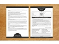 Proje#8991 - Avukatlık ve Hukuki Danışmanlık Afiş - Poster Tasarımı  -thumbnail #4