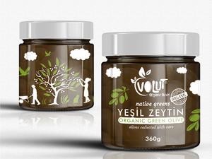 Proje#62652 - Gıda Ambalaj Üzeri Etiket Tasarımı  #128