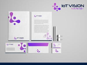 Proje#63989 - Bilişim / Yazılım / Teknoloji Kurumsal Kimlik - Altın Paket  #35