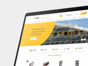 Proje#63795 - İnşaat / Yapı / Emlak Danışmanlığı Statik Web Sitesi (html5+css)  #2