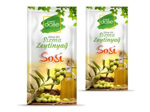 Proje#63856 - Gıda Ambalaj üzeri etiket tasarımı  #100