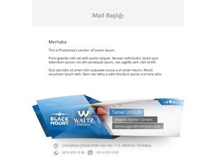 Proje#64614 - Kişisel Bakım / Kozmetik e-posta Şablonu Tasarımı  #15