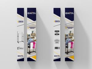 Proje#65091 - Ev tekstili / Dekorasyon / Züccaciye Ambalaj Üzeri Etiket Tasarımı  #44