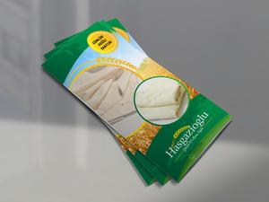 Proje#66045 - Gıda El İlanı Tasarımı - Altın Paket  #27