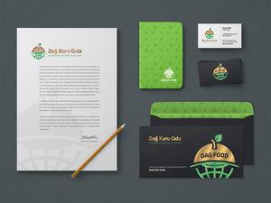 Proje#66232 - Gıda Kurumsal Kimlik Tasarımı - Ekonomik Paket  #75