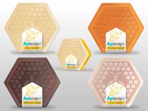 Proje#66324 - Kişisel Bakım / Kozmetik Ambalaj Üzeri Etiket - Altın Paket  #29