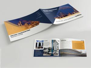 Proje#67072 - İnşaat / Yapı / Emlak Danışmanlığı Katalog Tasarımı  #16