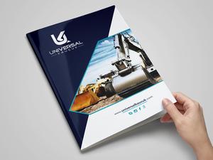 Proje#67082 - Üretim / Endüstriyel Ürünler Katalog Tasarımı  #24