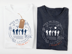 Proje#67149 - Spor / Hobi T-shirt  Tasarımı  #61