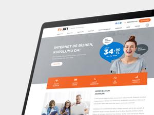 Proje#67422 - Bilişim / Yazılım / Teknoloji Statik Web Sitesi (html5+css)  #3