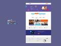 Proje#67422 - Bilişim / Yazılım / Teknoloji Statik Web Sitesi (html5+css)  -thumbnail #16